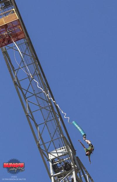 Bungee Jumping - Lloret de Mar