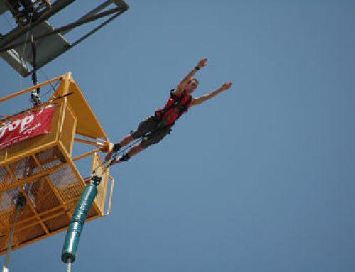 Bungee Jumping y nuestro equipo