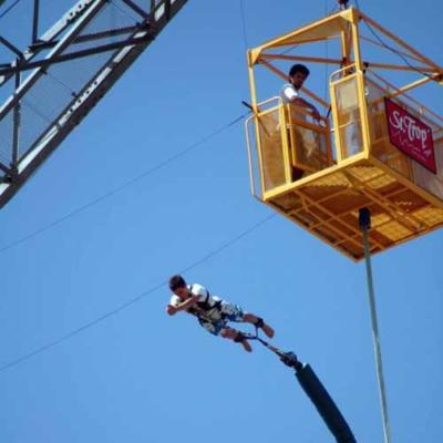 bungee jumping lloret de mar