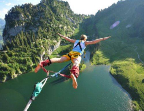 Historia del Bungee Jumping