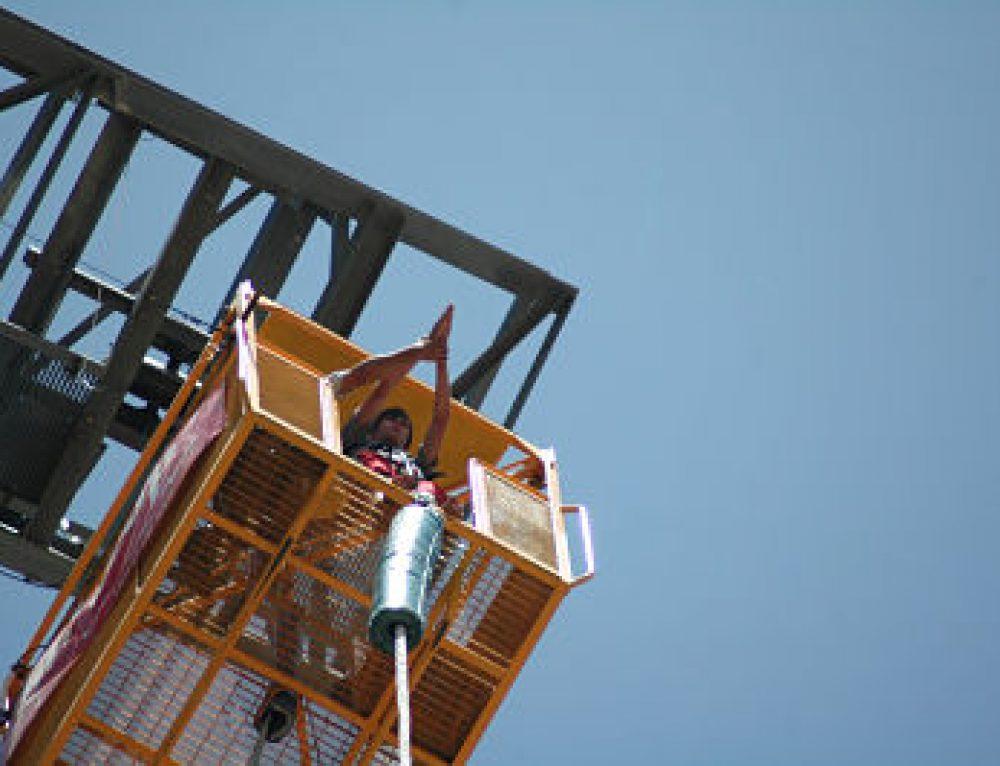 El Jump Master una pieza imprescindible del Bungee Jumping