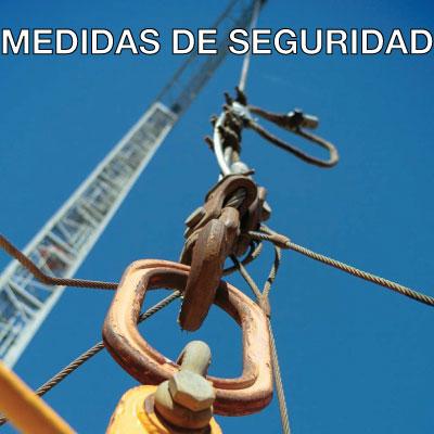 medidas seguridad
