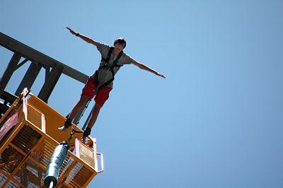 salto Bungee Jumping 2