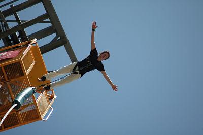 salto Bungee Jumping