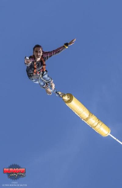 cuerda bungee jumping