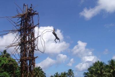 origen bungee jumping